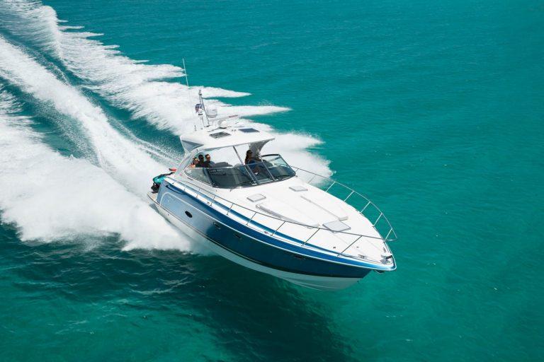 Offshore yat Formula 40 PC