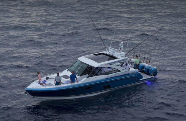 Amerikan Motoryat Balıkçı tipi tekne FORMULA 430 ASC Offshore