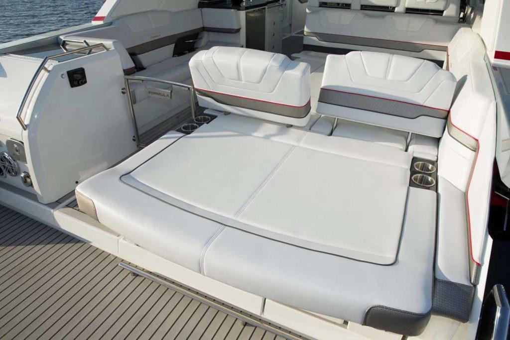 formula offshore motoryat 430 SSC fonksiyonel koltuklar