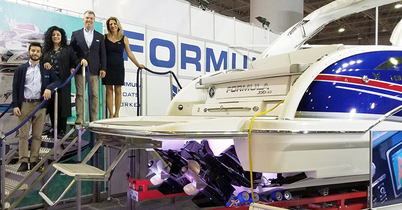 Formula Boats Turkey CNR Boat Show