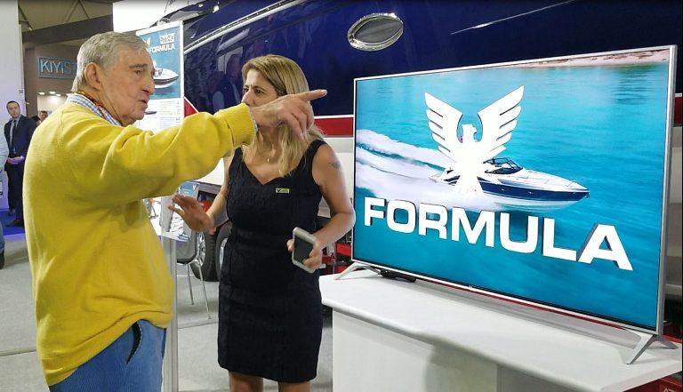 Rahmi Koç Formula Boats 2019 CNR Boat Show