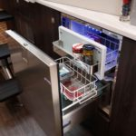 Çekmece tipi tekne buzdolabı
