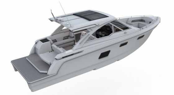 Lüks Tekneler 380 SSC