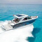 Lüks sürat teknesi Formula 380 SSC