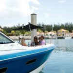 Tekne baş güneşlik tente Sunbrella Formula