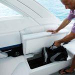 Tekne koltuk eşya yeri