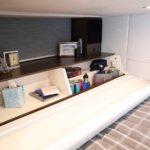 Tekne yatak dolabı Formula 380 SSC