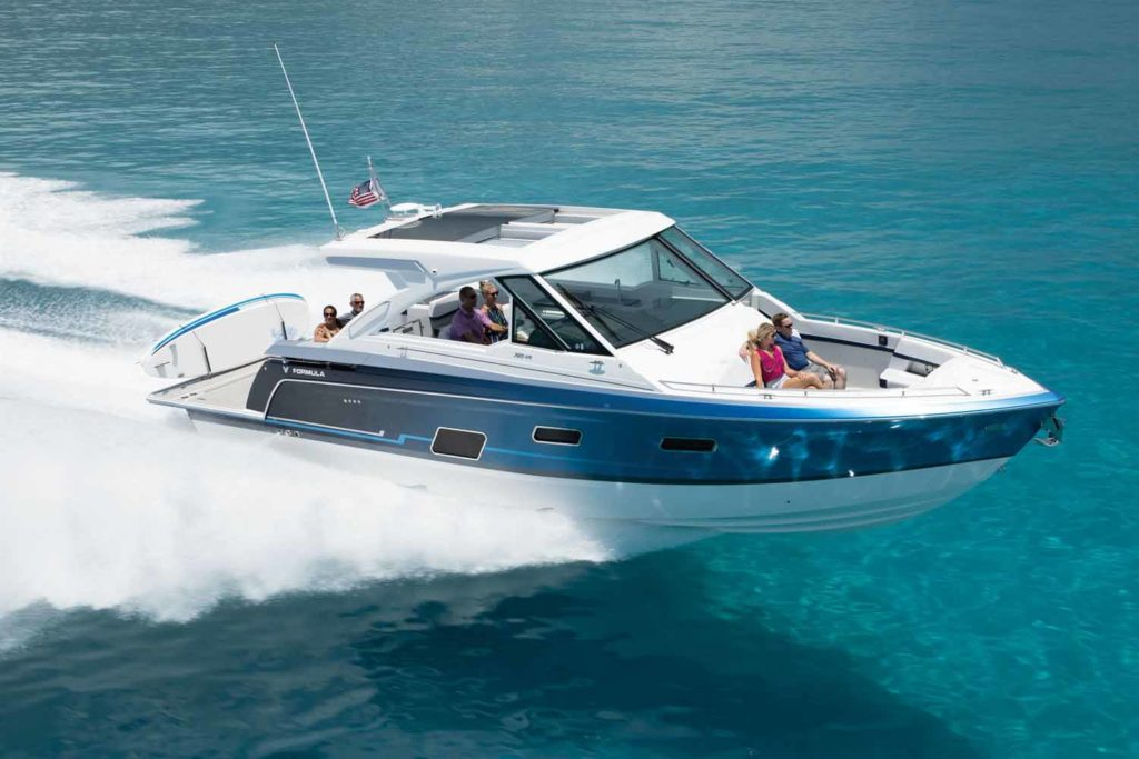 sürat tekneleri Formula 380SSC