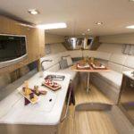 Kamaralı tekne Sun Sport - FORMULA 350