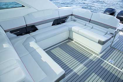 offshore motoryat koltukları 430 SSC
