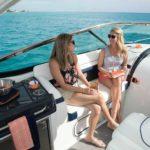 Tekne koltuklarında DriFast sünger