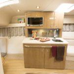Tekne mutfağı Formula 350 SS