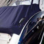 Tekne özel Sunbrella branda