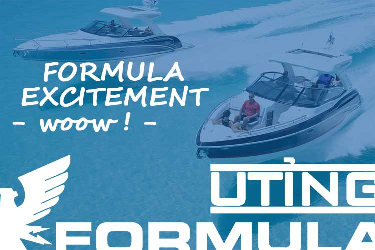 Luxury boats: Best boats and yachts FORMULA