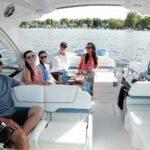 Fonksiyonel ve konforlu tekne oturma grubu