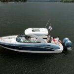 Şık ve özel tasarımıyla göz kamaştırıcı tekne