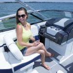 240BR Formula tekne koltukları fonksiyonel ve lüks