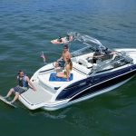 spor bowrider 240BR su kayağı ve wakeboard teknesi