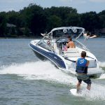 240BR Wakeboard teknesi - tekneyle kayak FORMULA