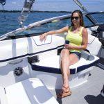240 BR tekne koltukları çok rahat ve fonksiyoneldir40 - spor tekne