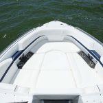 Formula 240BR tekne güneşlenme alanı