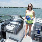 Lüks Formula 240 bowrider tekne rahat tekne