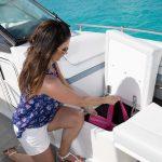 Tekne eşya saklama alanları