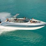 çift outboard motorlu tekne