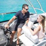 lüks tekne koltukları - akıllı tasarım
