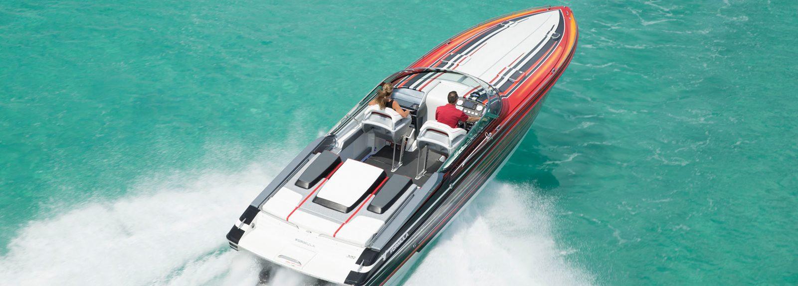 offshore tekne Formula FASTech